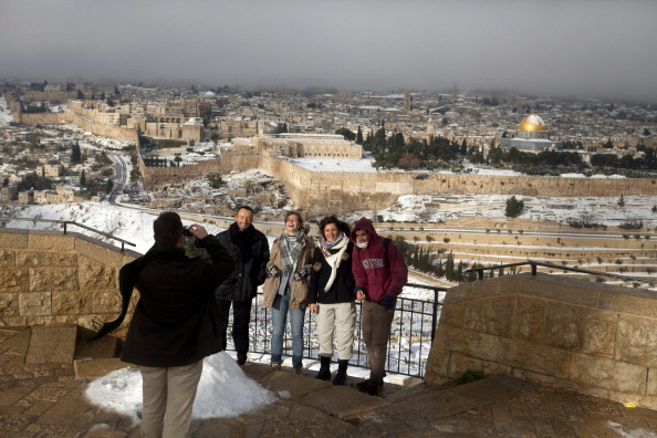 Tourism「Snow Storms Continue In Israel」:写真・画像(16)[壁紙.com]