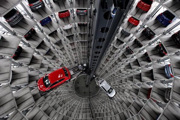 Volkswagen Autostadt「Volkswagen AG Announces 2009 Annual Results」:写真・画像(8)[壁紙.com]
