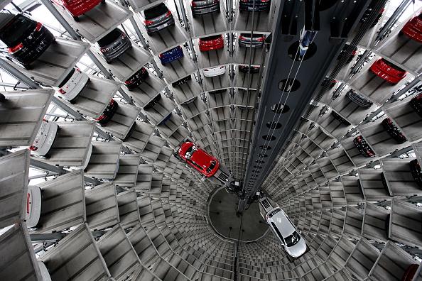 Volkswagen Autostadt「Volkswagen AG Announces 2009 Annual Results」:写真・画像(1)[壁紙.com]