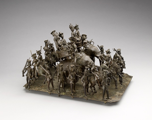 Model - Object「Bronze Model Depicting The Cavalcade Of The King Of Awadh」:写真・画像(19)[壁紙.com]