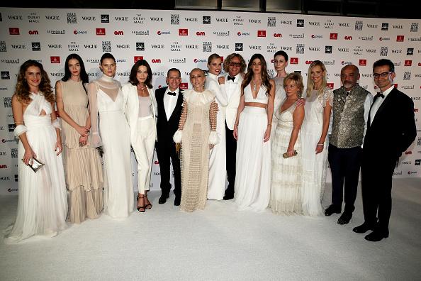 Alberta Ferretti - Designer Label「Vogue Fashion Dubai Experience 2015 - Gala Event Arrivals」:写真・画像(1)[壁紙.com]