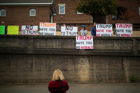 MAGA「President Trump Holds Campaign Rally In Chattanooga, Tennessee」:写真・画像(3)[壁紙.com]