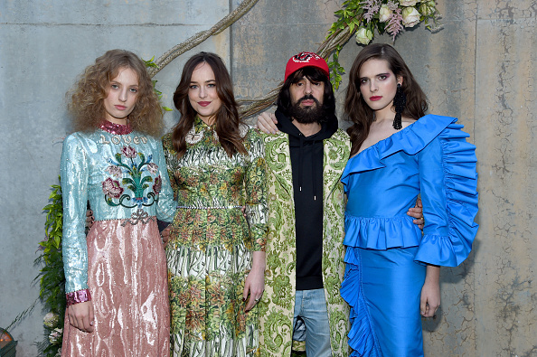 Gucci「Gucci Bloom, Fragrance Launch Event at MoMA PS1 in New York」:写真・画像(14)[壁紙.com]