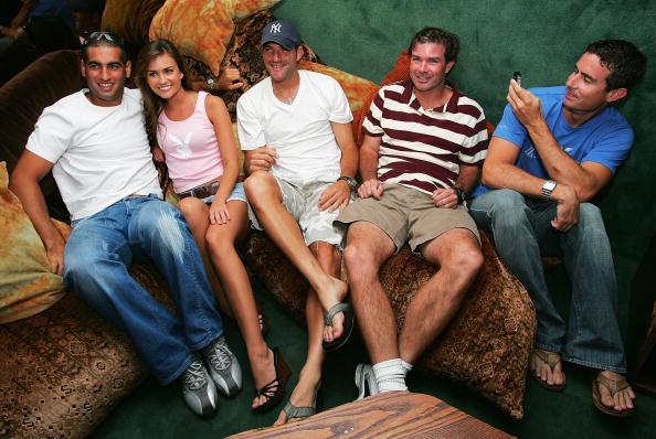 アンディ ラム「ATP Players Visit the Playboy Mansion」:写真・画像(16)[壁紙.com]