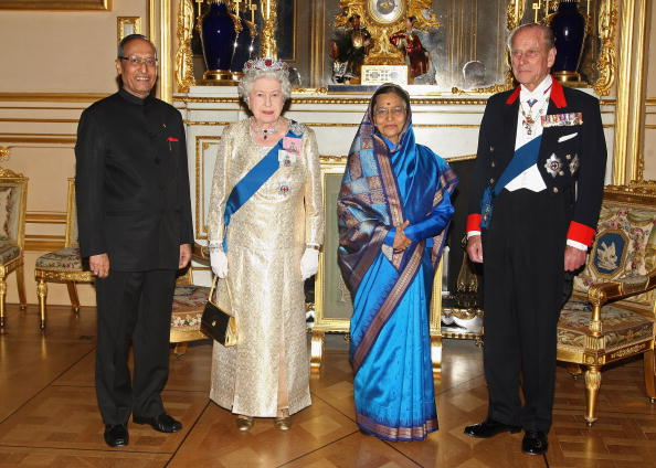 Visit「The President Of India Makes A State Visit To The UK」:写真・画像(18)[壁紙.com]