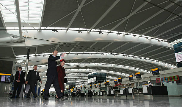 Heathrow Terminal Five - Official Opening:ニュース(壁紙.com)