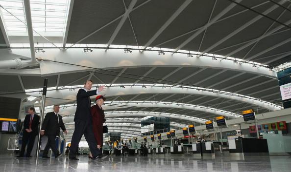 Heathrow Airport「Heathrow Terminal Five - Official Opening」:写真・画像(2)[壁紙.com]