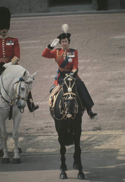 Horse「Trooping the Colour, 1971」:写真・画像(18)[壁紙.com]