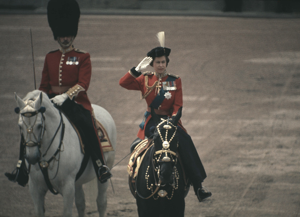 Horse「Trooping the Colour, 1971」:写真・画像(6)[壁紙.com]