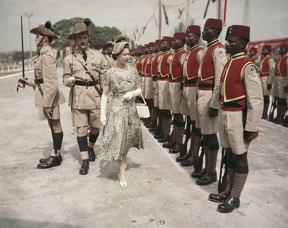 Africa「Queen In Nigeria」:写真・画像(10)[壁紙.com]