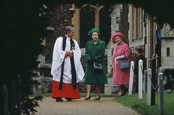 Norfolk - England「Royal Family Christmas」:写真・画像(13)[壁紙.com]