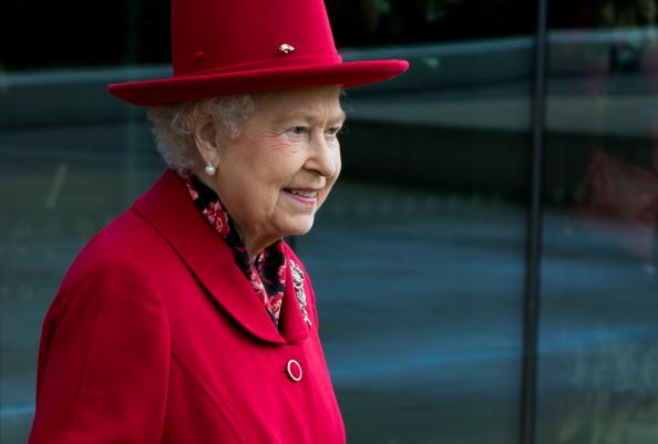 Ian Gavan「een Elizabeth II Visits Royal Borough of Greenwich」:写真・画像(19)[壁紙.com]