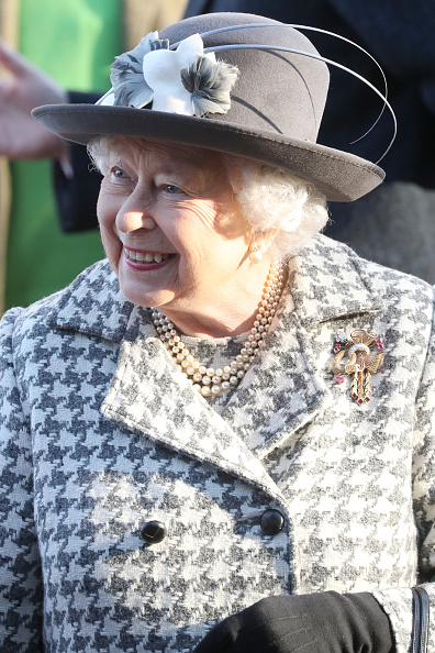 King's Lynn「The Queen Attends Church At Hillington In Sandringham」:写真・画像(13)[壁紙.com]