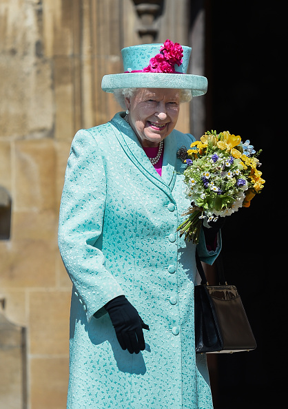 Religious Service「The Royal Family Attend Easter Service At St George's Chapel, Windsor」:写真・画像(4)[壁紙.com]
