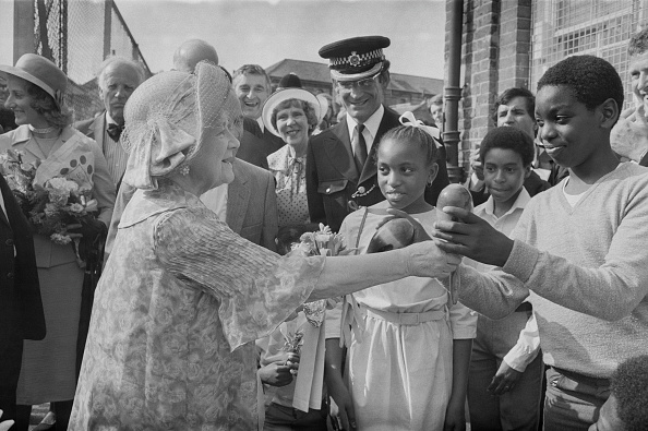 Black History in the UK「The Queen Mother in Stockwell」:写真・画像(5)[壁紙.com]