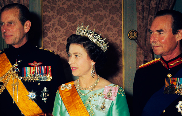 Earring「Royal visit to Luxembourg 1976」:写真・画像(15)[壁紙.com]