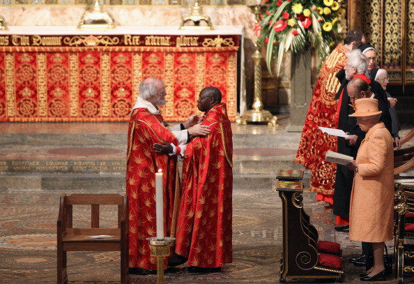 John Sentamu「The Queen Attends The Ninth Inauguration Of The General Synod」:写真・画像(5)[壁紙.com]
