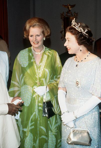 Zambia「ZMB: Queen Elizabeth II and Margaret Thatcher visit Zambia」:写真・画像(2)[壁紙.com]