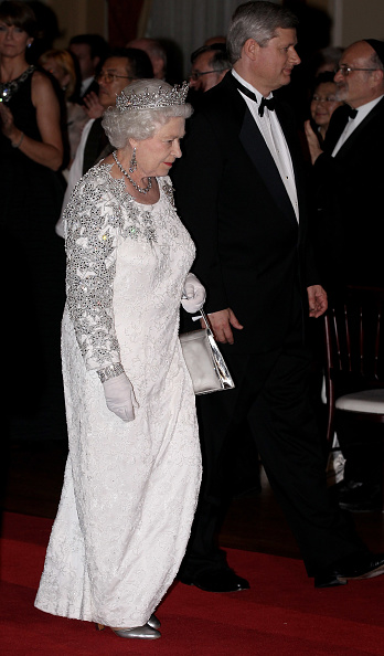 Holiday - Event「Queen Elizabeth II Visits Canada - Day 8」:写真・画像(4)[壁紙.com]