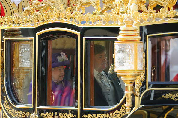 King Willem-Alexander「State Visit Of The King And Queen Of The Netherlands - Day One」:写真・画像(18)[壁紙.com]