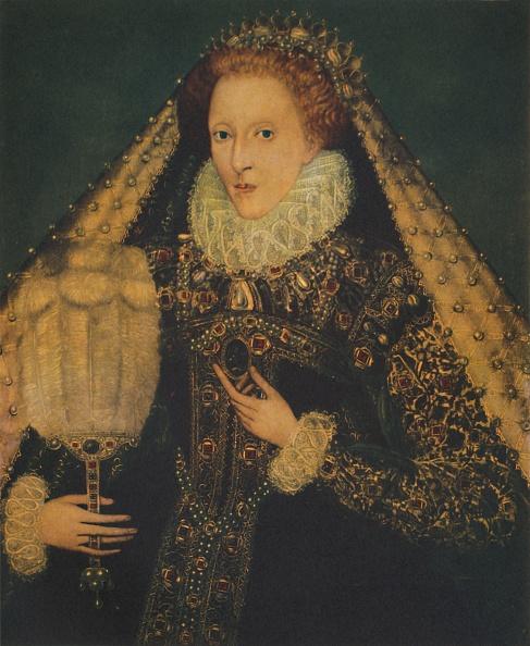 Elizabethan Style「Queen Elizabeth I」:写真・画像(8)[壁紙.com]