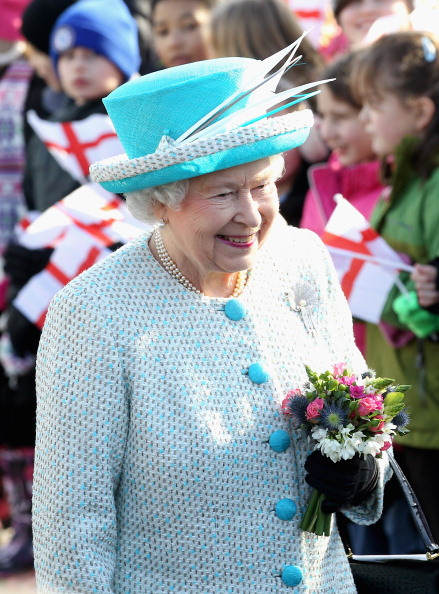 King's Lynn「Queen Elizabeth II Visits King's Lynn」:写真・画像(16)[壁紙.com]