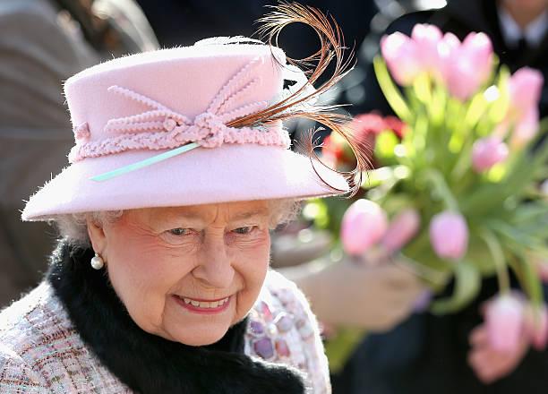 Queen Elizabeth II Attends Church In Norfolk:ニュース(壁紙.com)