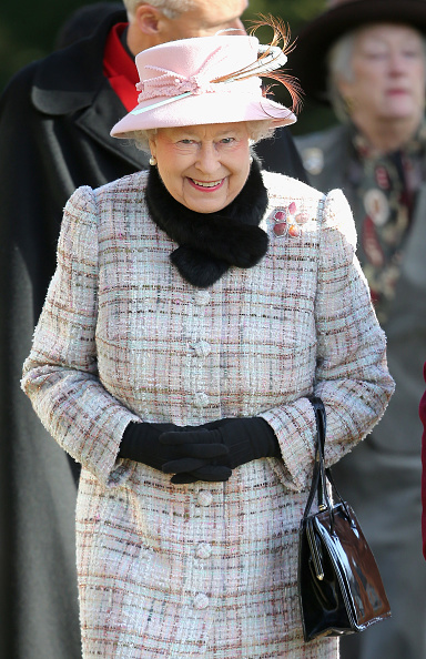 King's Lynn「Queen Elizabeth II Attends Church In Norfolk」:写真・画像(2)[壁紙.com]