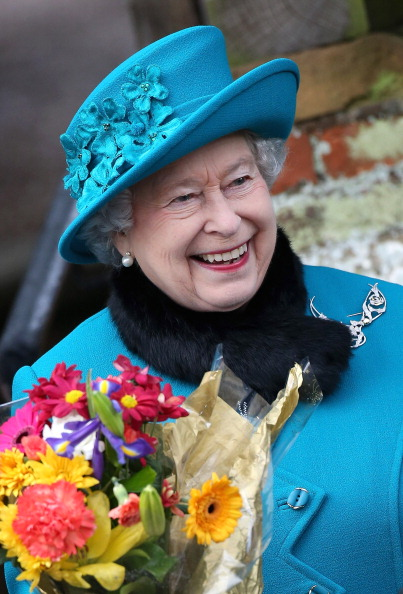 King's Lynn「The Royal Family Attend Christmas Day Service At Sandringham」:写真・画像(15)[壁紙.com]