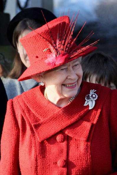 King's Lynn「Royals Attend Christmas Day Service At Sandringham」:写真・画像(5)[壁紙.com]