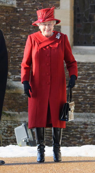 King's Lynn「Royals Attend Christmas Day Service At Sandringham」:写真・画像(17)[壁紙.com]