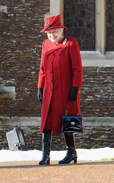 Royals Attend Christmas Day Service At Sandringham:ニュース(壁紙.com)