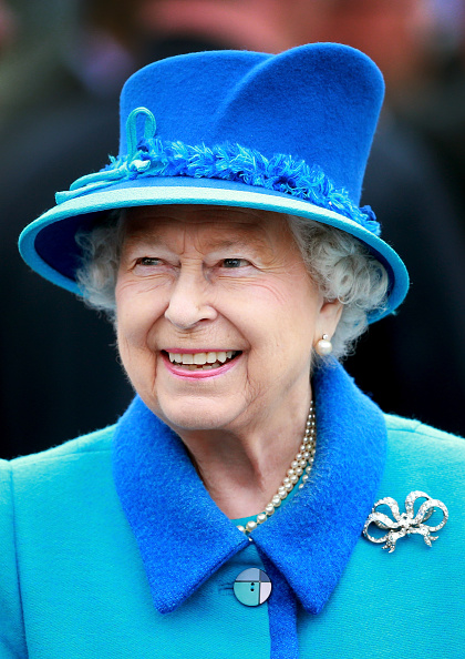 Royal Person「Queen Elizabeth II Becomes Britain's Longest Reigning Monarch」:写真・画像(16)[壁紙.com]