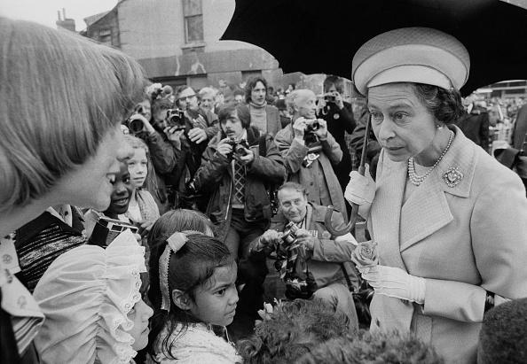 Umbrella「Silver Jubilee of Queen Elizabeth II」:写真・画像(11)[壁紙.com]