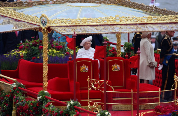 Barge「Diamond Jubilee - Thames River Pageant」:写真・画像(19)[壁紙.com]