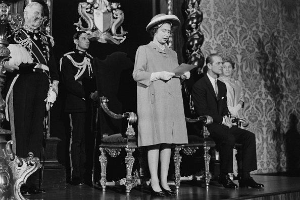 British Empire「The Queen In Malta」:写真・画像(13)[壁紙.com]