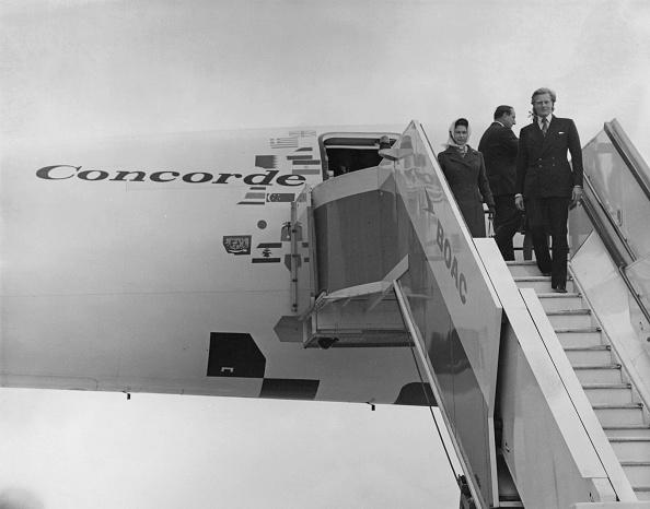 飛行機「Queen On Concorde」:写真・画像(4)[壁紙.com]