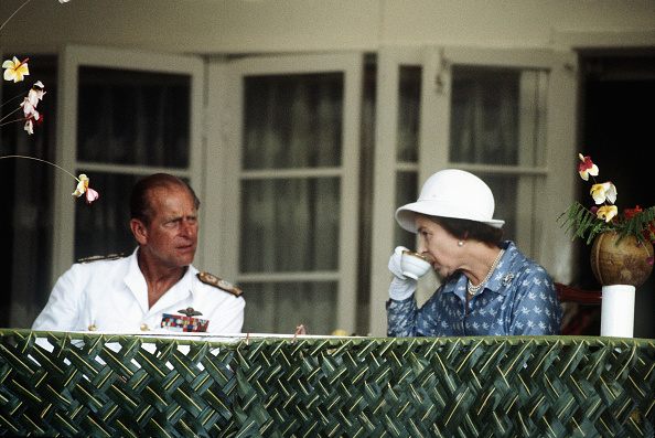 Pacific Islands「NRU: Queen Elizabeth ll and Prince Philip visit Nauru」:写真・画像(7)[壁紙.com]