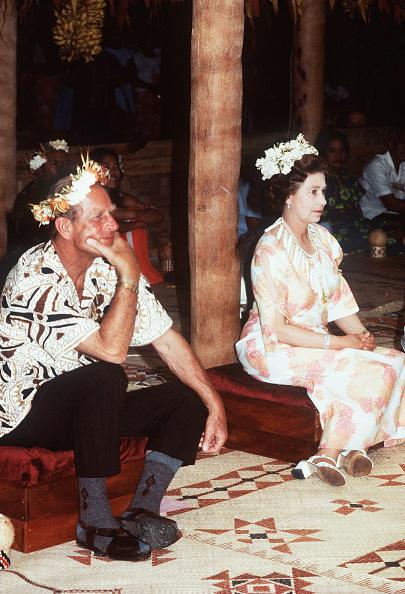 Prince - Royal Person「Queen Elizabeth ll In Tuvalu」:写真・画像(10)[壁紙.com]