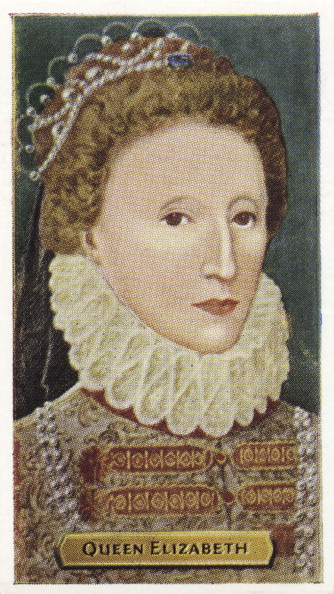 Elizabethan Style「Queen Elizabeth I of England」:写真・画像(8)[壁紙.com]
