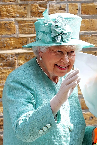 Sainsburys「The Queen Marks The 150th Anniversary Of Sainsbury's」:写真・画像(16)[壁紙.com]
