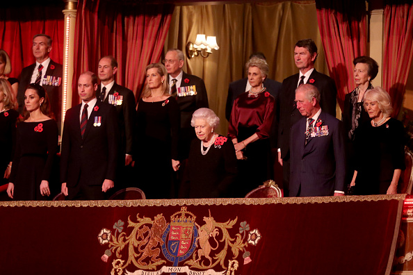 Royalty「The Queen And Members Of The Royal Family Attend The Annual Royal British Legion Festival Of Remembrance」:写真・画像(16)[壁紙.com]