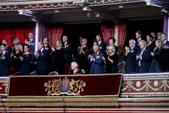 Royal Albert Hall「The Queen And Members Of The Royal Family Attend The Annual Royal British Legion Festival Of Remembrance」:写真・画像(15)[壁紙.com]