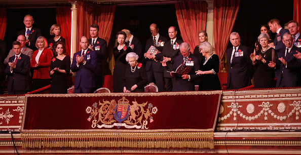 Queen - Royal Person「The Royal Family Attend The Festival Of Remembrance」:写真・画像(1)[壁紙.com]