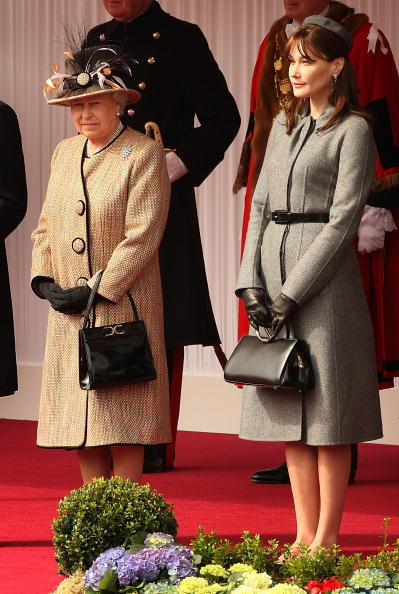 Beret「Official Welcome Ceremony For President Sarkozy」:写真・画像(13)[壁紙.com]