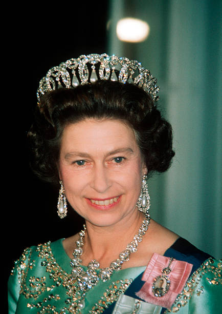 USA: Queen Elizabeth II atttends a state banquet in the United States:ニュース(壁紙.com)