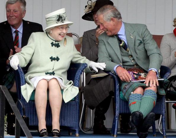Laughing「The 2010 Braemar Highland Games」:写真・画像(17)[壁紙.com]