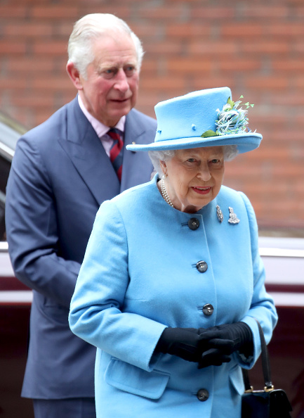 Prince - Royal Person「The Queen & Prince Of Wales Visit The Household Cavalry Mounted Regiment」:写真・画像(5)[壁紙.com]