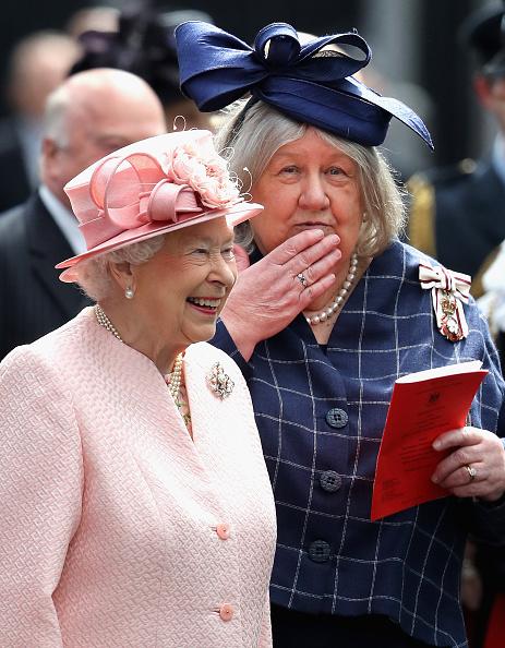 White Glove「The Queen and Duke Of Edinburgh Visit Liverpool」:写真・画像(11)[壁紙.com]