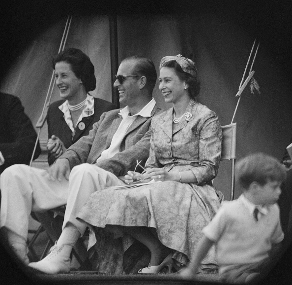 Prince Philip「Royal Spectators」:写真・画像(8)[壁紙.com]